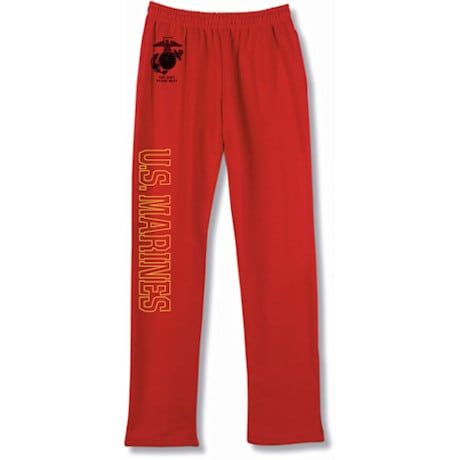 Military Sweatpants - U.S. Marines
