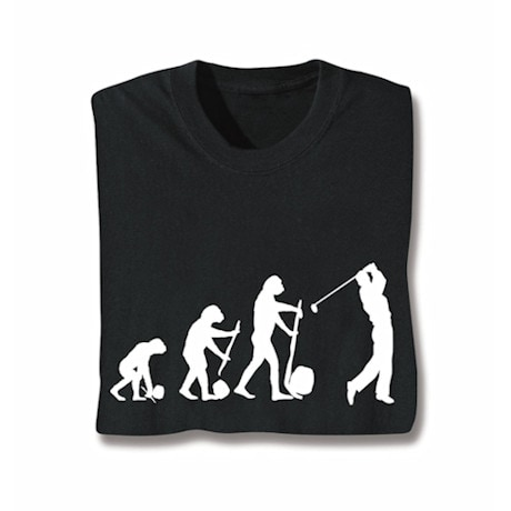 Evolution Of Sport Shirts - Golf