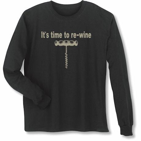 Re-Wine Shirts