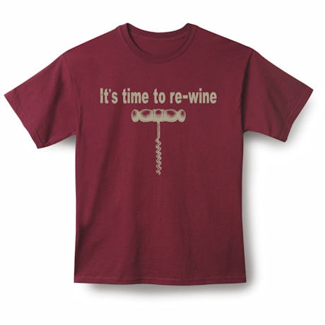 Re-Wine Shirts