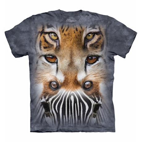 Zoo Face Totem Tee