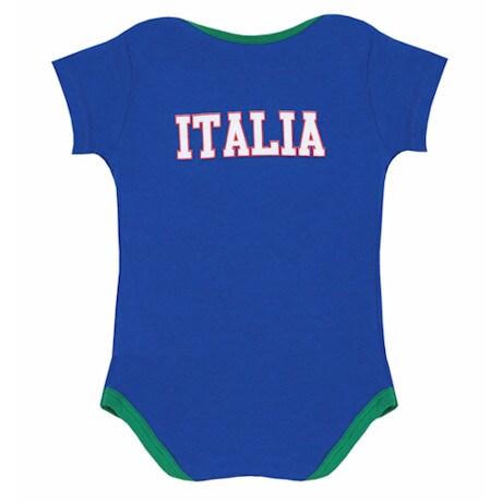 Heritage Snapsuit - Italia
