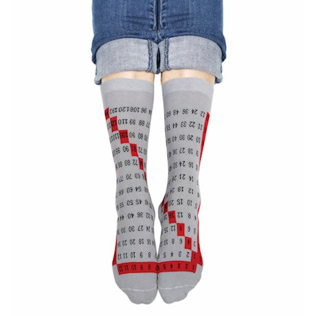 Multiplication Socks