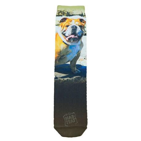 Sublimated Dog Breed Socks