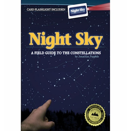 Constellation Night Sky Field Guide