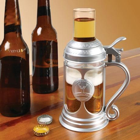 Auto Bomb Beer Stein