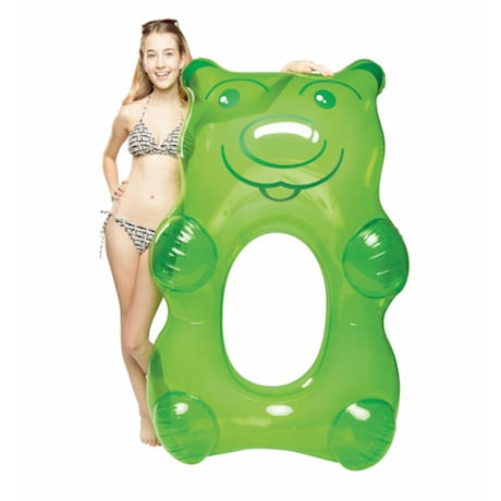 Giant Pool Float - Gummy Bear