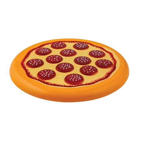 Flying Food Frisbees