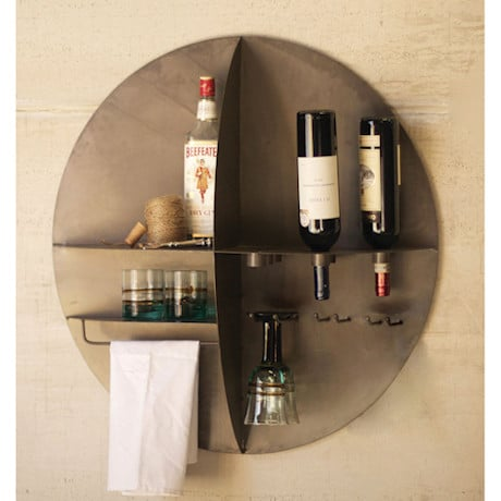 Wall Wine Bar Shelf