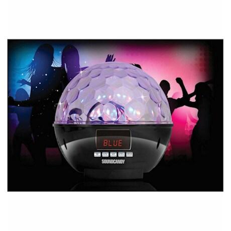 Rave Ball Bluetooth Lightshow Speaker