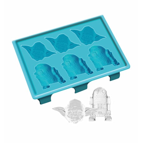 Star Wars™ Ice Cube Tray - Yoda &R2D2