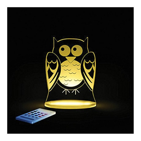 LED Sleepy Light - Owl