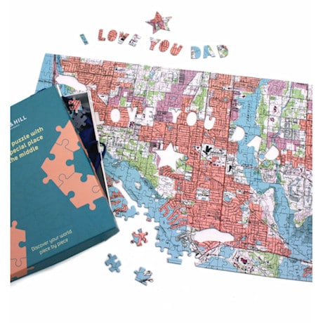 Hometown Puzzles - I Love You Dad