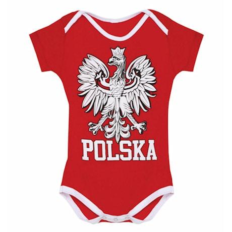Heritage Snapsuit - Polska