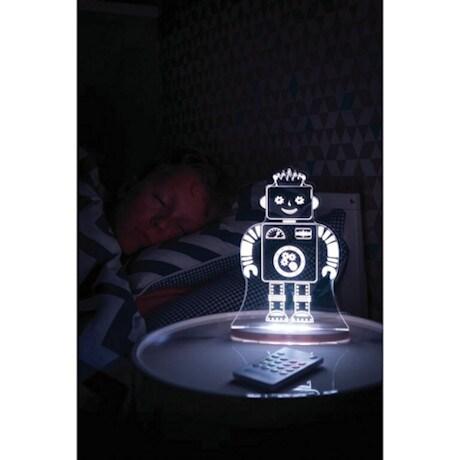 LED Sleepy Light - Robot