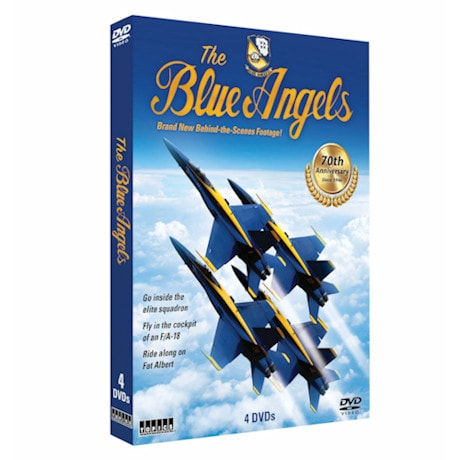 Blue Angels 70th Anniversary DVD Set