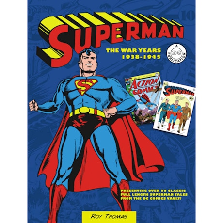 Superman Through The Years Book