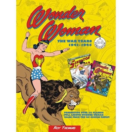 Wonder Woman Through The Years Book