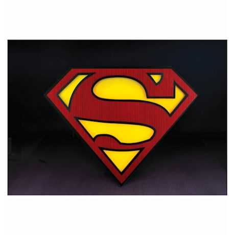 Superman Shield Light