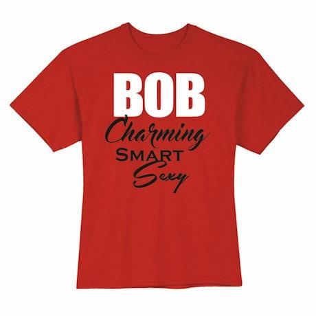 Bob Charming Smart Sexy Shirts