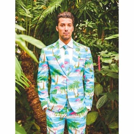 Flaminguy Suit