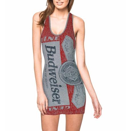 Budweiser® Ladies Tank Dress