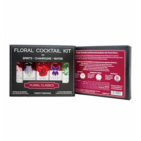 Floral Elixir Classic Cocktails Kit