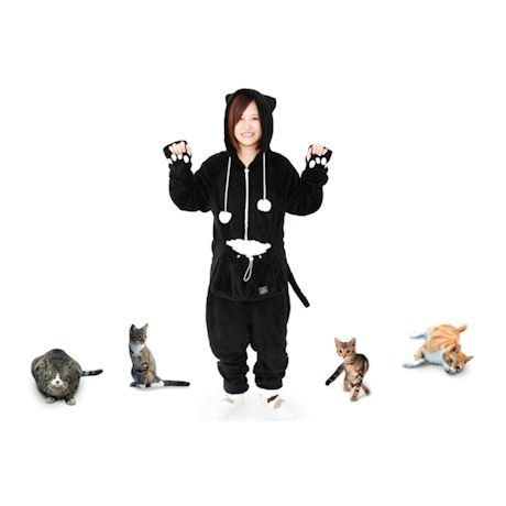Pet Holder Jump Suit