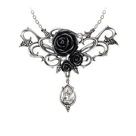 Rose Bud Necklace