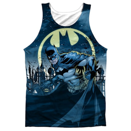 Batman Heed The Call Sublimated Tank