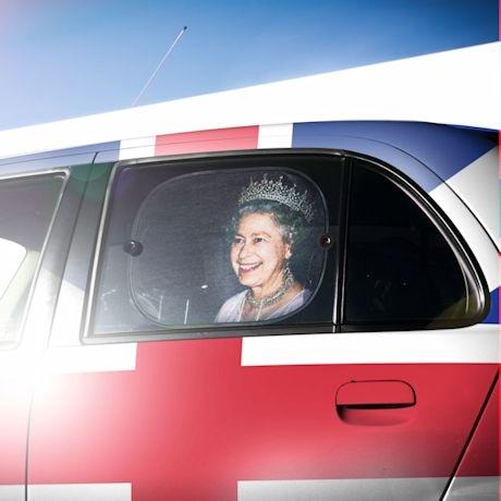Fun Sun Car Shades- Queen