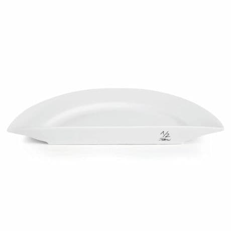 Portion Control Dinnerware- Half Plate