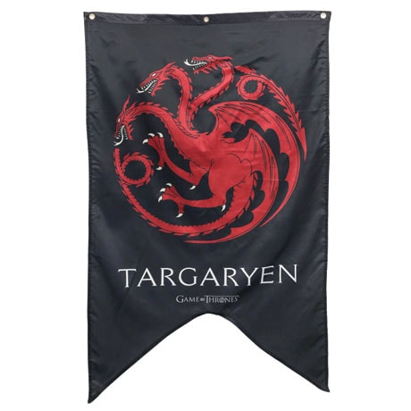 House of Targaryen Sigil Banner