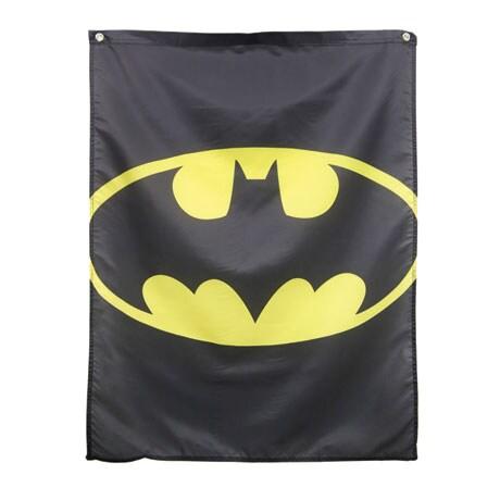 DC Comics Batman Logo Banner