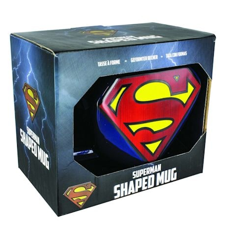 Comics Superman Ceramic 12 oz Coffee Mug