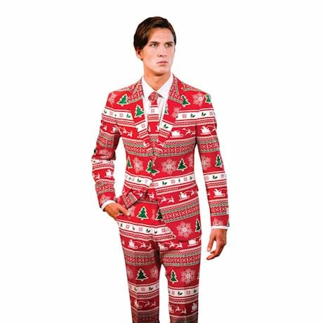 Winter Wonderland Suit