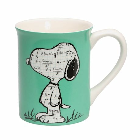 Brainy Beagle Mug