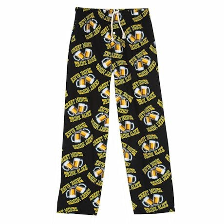 Great Minds Drink Alike Lounge Pants
