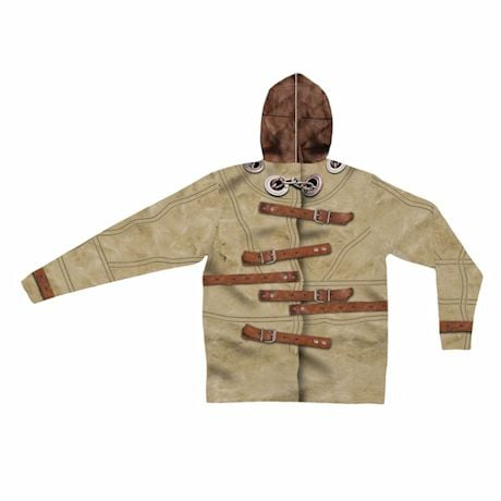 Straight Jacket Sublimated Full-Zip Hoodies
