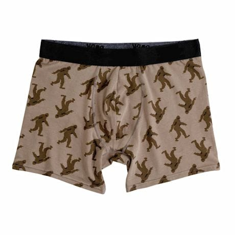 Bigfoot Men's Boxer Briefs