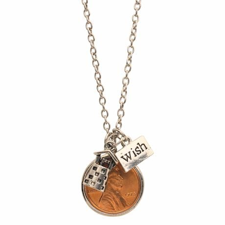 Year To Remember Penny Necklace