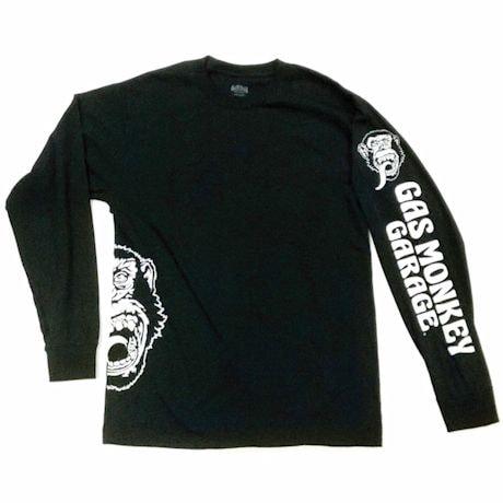 Garage Monkey Long Sleeve T-Shirt