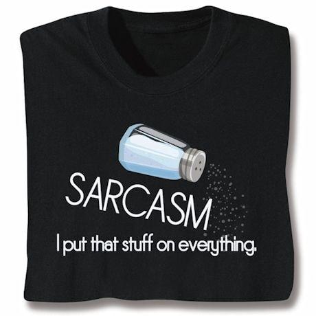 Sarcasm T-Shirts