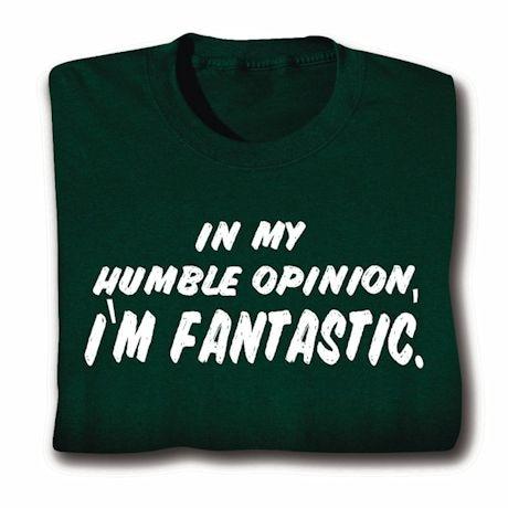 I'm Fantastic T-Shirts