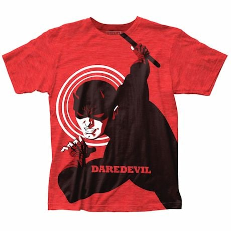 Marvel Art Deco Daredevil T-Shirt