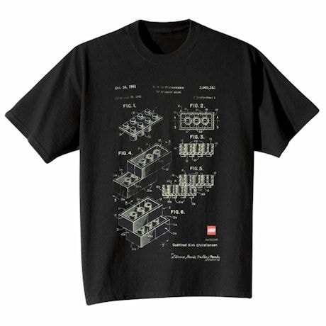 Lego® Blueprint T-Shirt