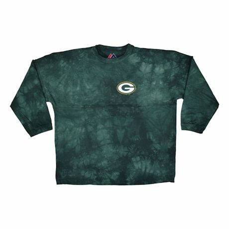 Nfl Jersey Long-Sleeve Tees- Green Bay Packers