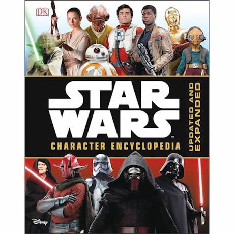 Star Wars Character Encyclopedia, Updated & Expanded