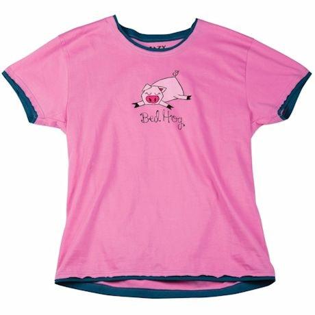 Bed Hog Sleep Shirt