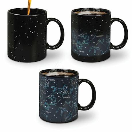Constellation Heat Changing Mug